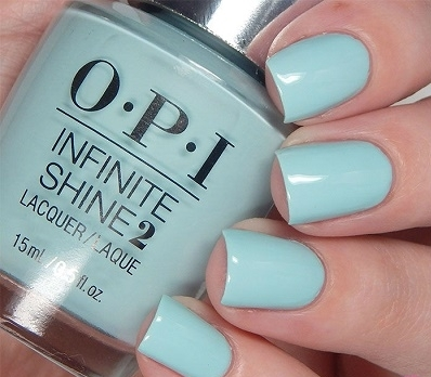 Лак OPI Infinite Shine Lacquer Eternally Turquoise