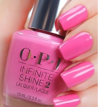 Лак OPI Infinite Shine Lacquer Girl Without Limits