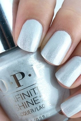 Лак OPI Infinite Shine Lacquer Go to Grayt Lengths