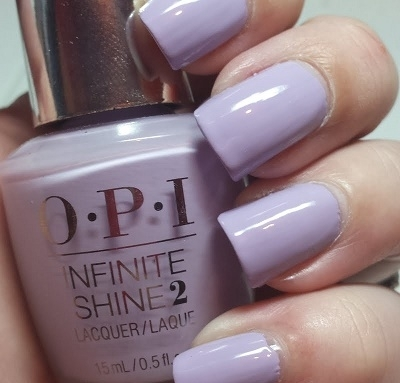 Лак OPI Infinite Shine Lacquer In Pursuit Of Purple