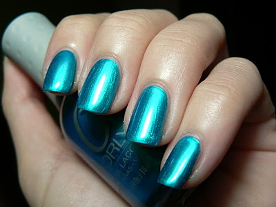 ORLY Its Up To Blue mini