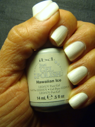 гель лак ibd Just Gel Polish Hawaiian Ice