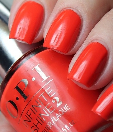 Лак OPI Infinite Shine Lacquer No Stopping Me Now