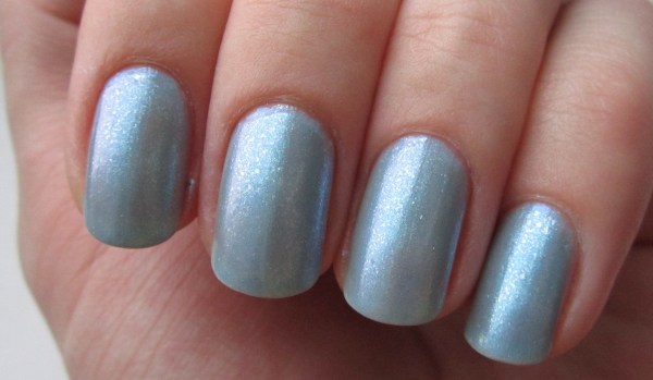 ORLY Blue Belle mini