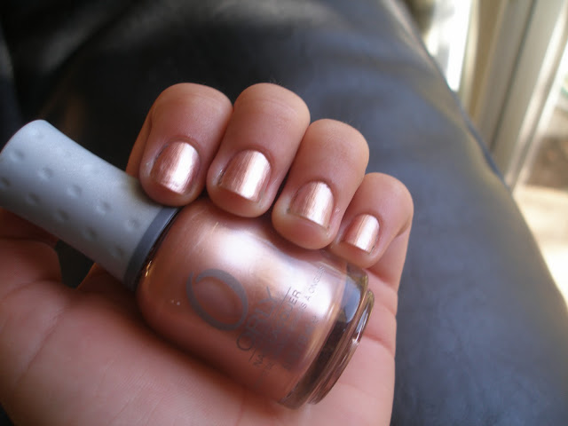 ORLY Chantilly Peach