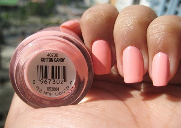ORLY Cotton Candy mini
