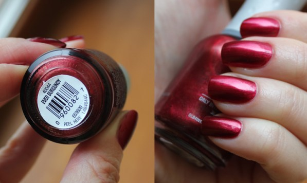 ORLY Ever Burgandy