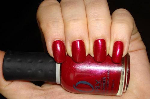 ORLY Forever Crimson