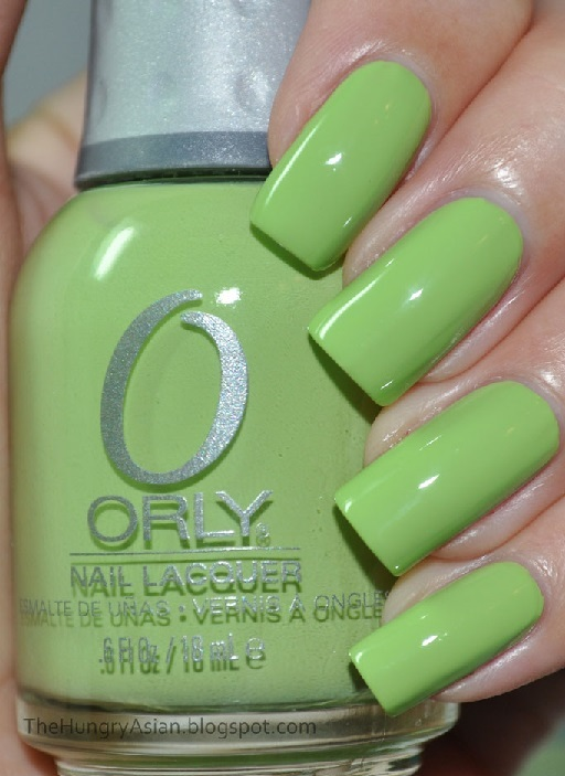 ORLY Green Apple