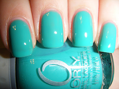 ORLY Green With Envy mini