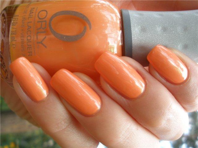 ORLY Lifes A Peach