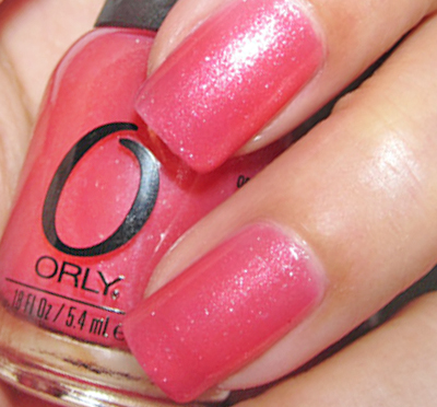 ORLY Pink Lemnade