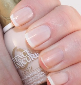 ORLY Pink Nude