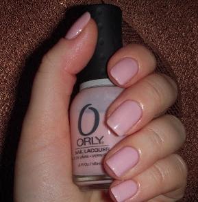 ORLY Pink Slip