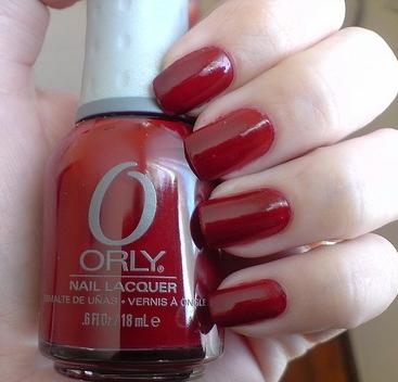 ORLY Ruby mini