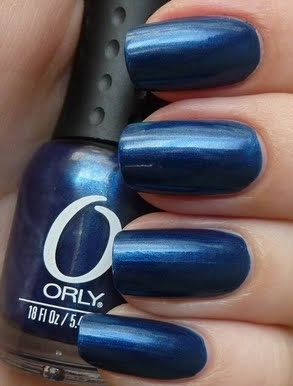 ORLY Witchs Blue