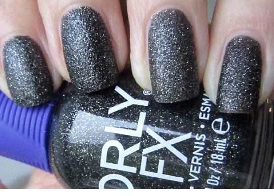 ORLY Black Pixel