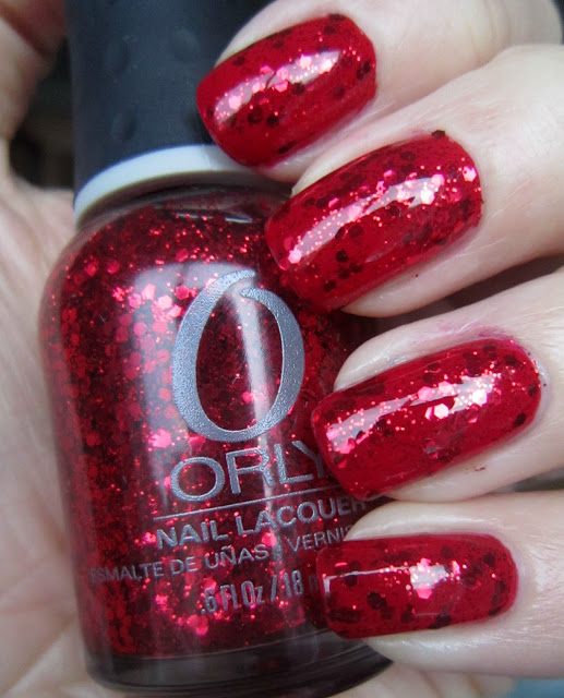 ORLY Rockets Red Glare