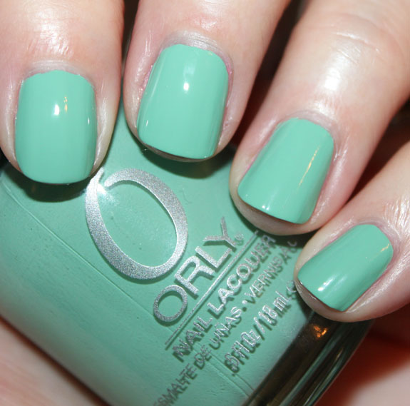 ORLY Ancient Jade mini