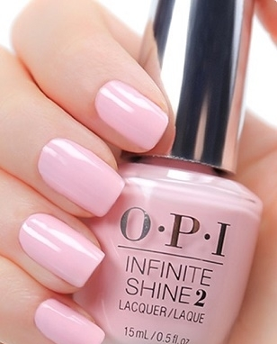 OPI Infinite Shine Lacquer Pretty Pink Perseveres
