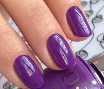 Лак OPI Infinite Shine Lacquer Purpletual Emotion