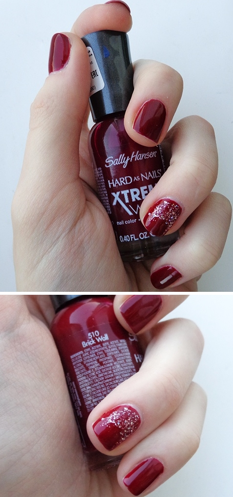 Лак Sally Hansen Xtreme wear №510 brick wall