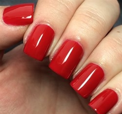 Лак OPI Infinite Shine Lacquer Relentless Ruby
