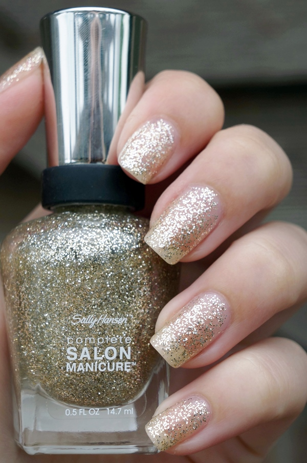 Лак Sally Hansen Salon №121 Golden Rule
