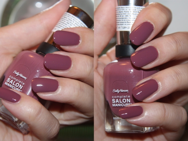 Лак Sally Hansen Salon №360 Plums the Word