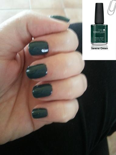 VINYLUX 147 Serene Green