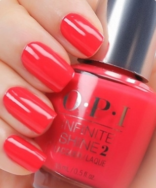 Лак OPI Infinite Shine Lacquer She Went On And On And On