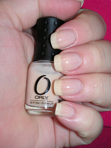 ORLY Sheer Nude mini