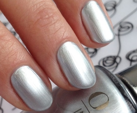 Лак OPI Infinite Shine Lacquer Silver On Ice