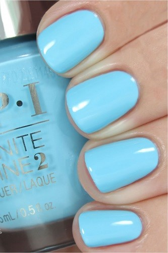 Лак OPI Infinite Shine Lacquer To Infinity & Blue-Yond