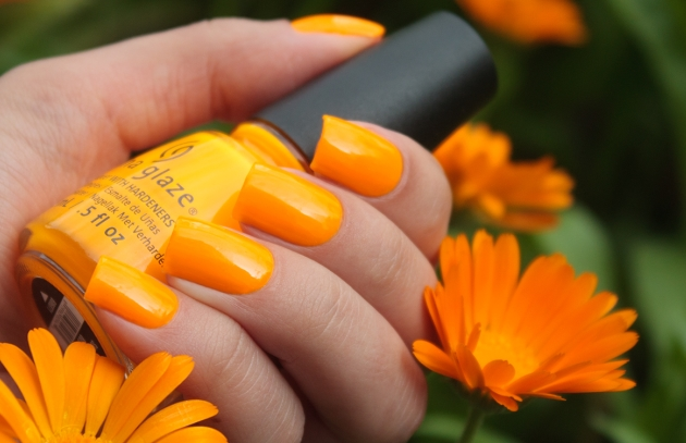 лак China Glaze Sun Worshiper