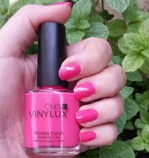 VINYLUX 134 Pink Bikini
