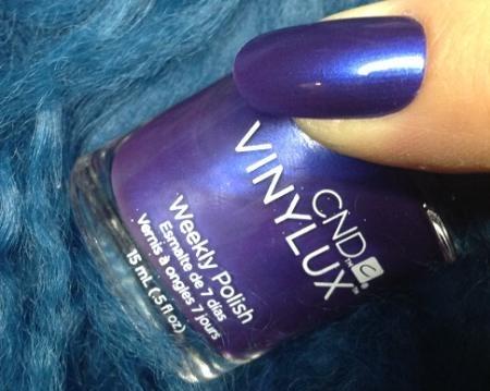 VINYLUX 138 Purple Purple