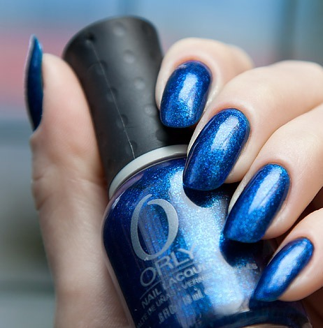 ORLY Whitchs Blue mini