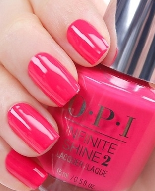 Лак OPI Infinite Shine Lacquer Running With The In-Finite Crowd