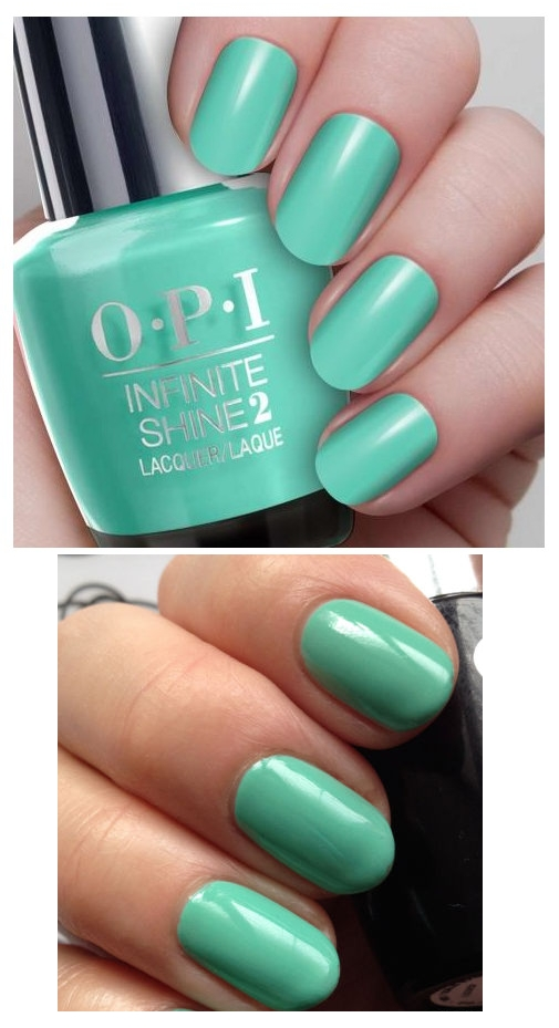 Лак OPI Infinite Shine Lacquer Withstands The Test Of Thyme