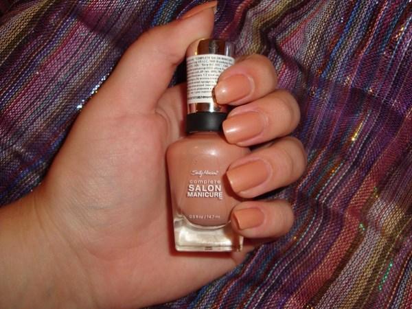 Лак Sally Hansen Salon №230 Nude Now