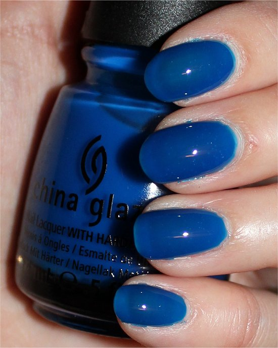 лак China Glaze Ride The Waves
