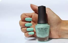Morgan Taylor Mint Chocolate