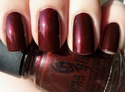 лак China Glaze Branding Iron