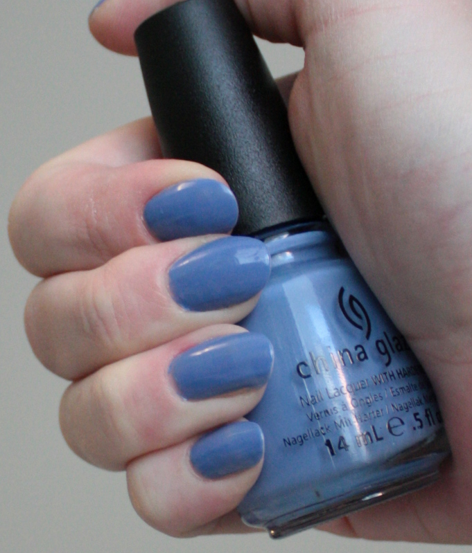 лак China Glaze Secret Peri-Wink-Le