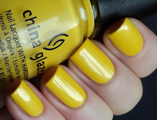 лак China Glaze Sunshine Pop