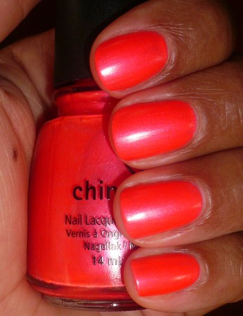 лак China Glaze Surfin For Boys