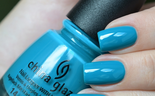 лак China Glaze Wait n sea