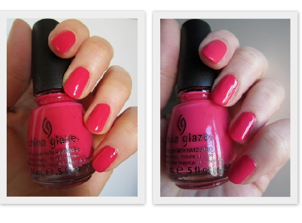 лак China Glaze Wicked style