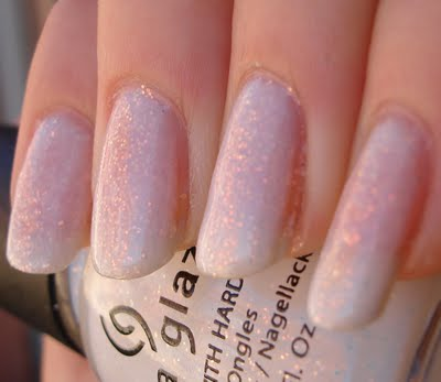 лак China Glaze Cloud Nine